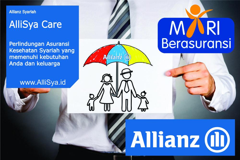 Asuransi kesehatan syariah allisya care dari allianz