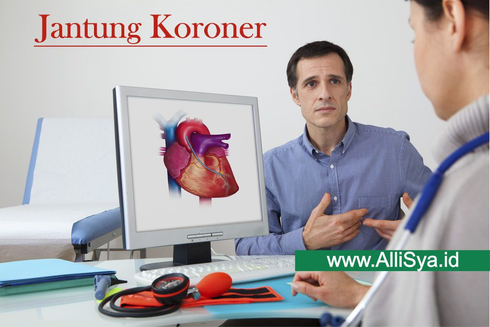 Penyakit Jantung Koroner, Gejala & Penyebabnya