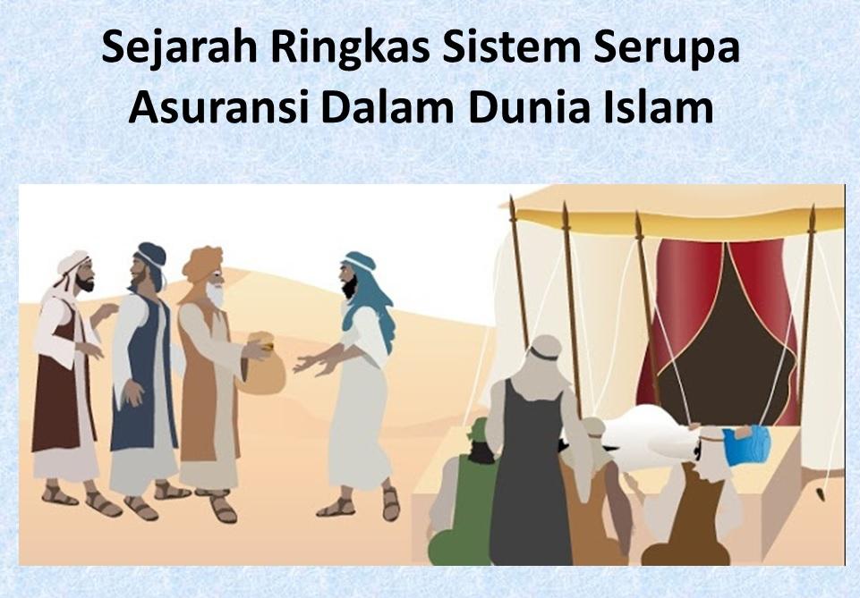 sejarah asuransi islam