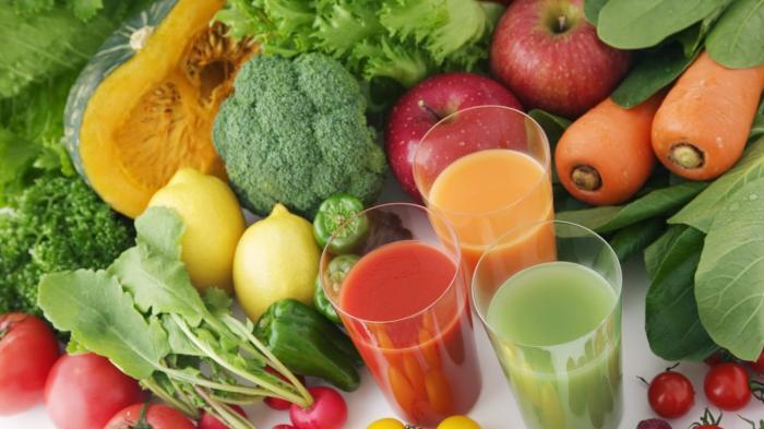Makanan Sehat Untuk Ginjal