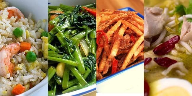 Tips Menu Masakan Harian Bergizi Selama Seminggu