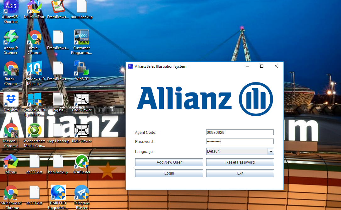 Tutorial Instalasi dan Update ASIS Allianz di Laptop, PC, Komputer Windows