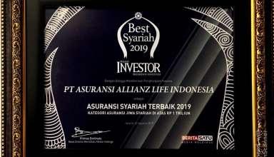 Asuransi syariah terbaik 2019