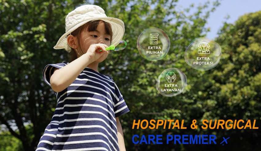 HOSPITAL & SURGICAL CARE PREMIER X