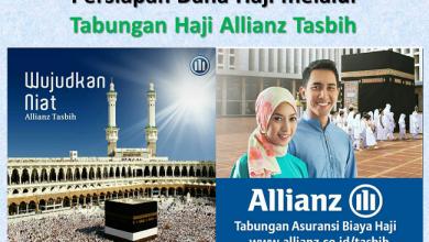 Photo of Biaya Naik Haji Dengan Allianz Tasbih
