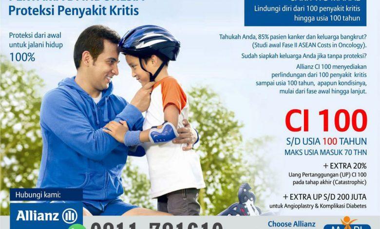 Asuransi Penyakit Kritis