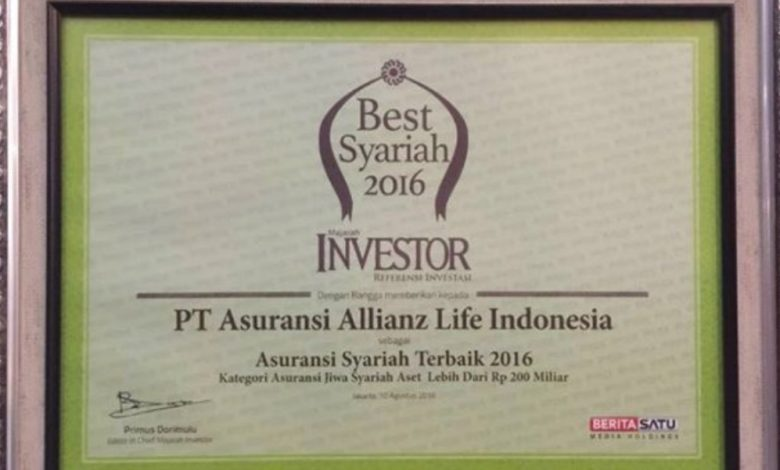 Allisya solusi keuangan keluarga muslim