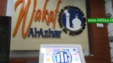 Photo of Wakaf adalah salah satu amal yg terus mengalir