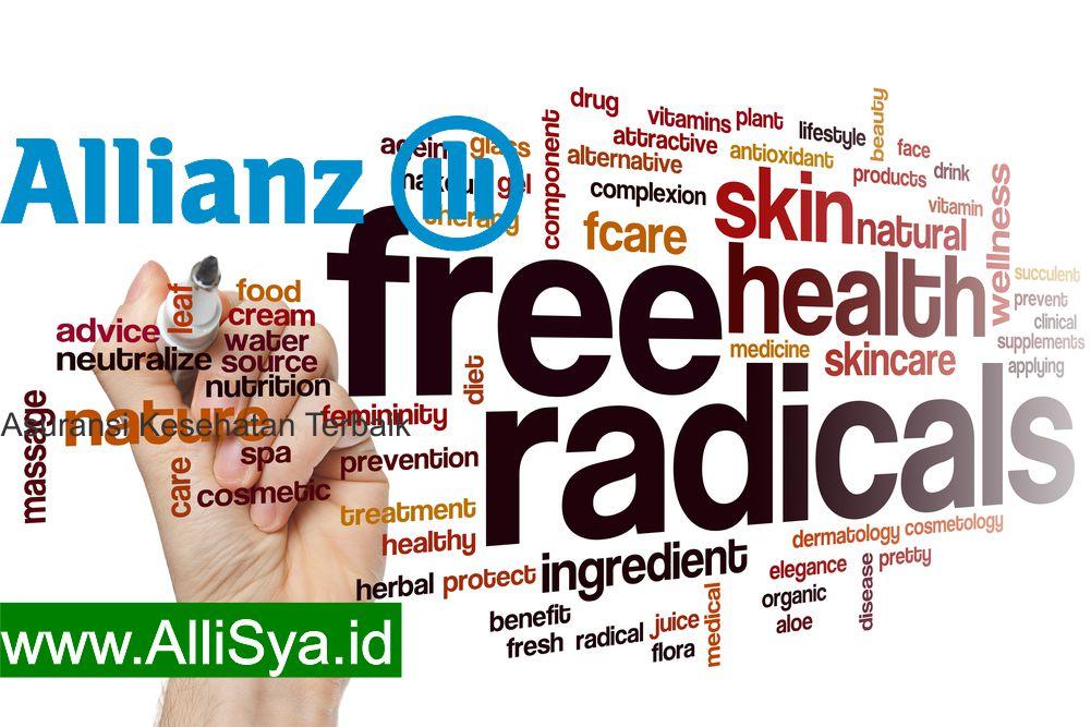 Bahaya Radikal Bebas Bagi Kesehatan - Allianz Syariah