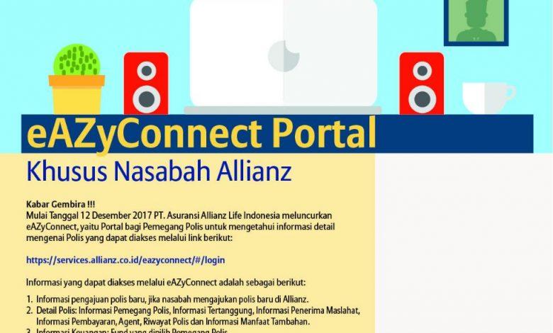 Allianz Eazy Connect Innovasi Layanan Online Terbaru Allianz Allianz Syariah