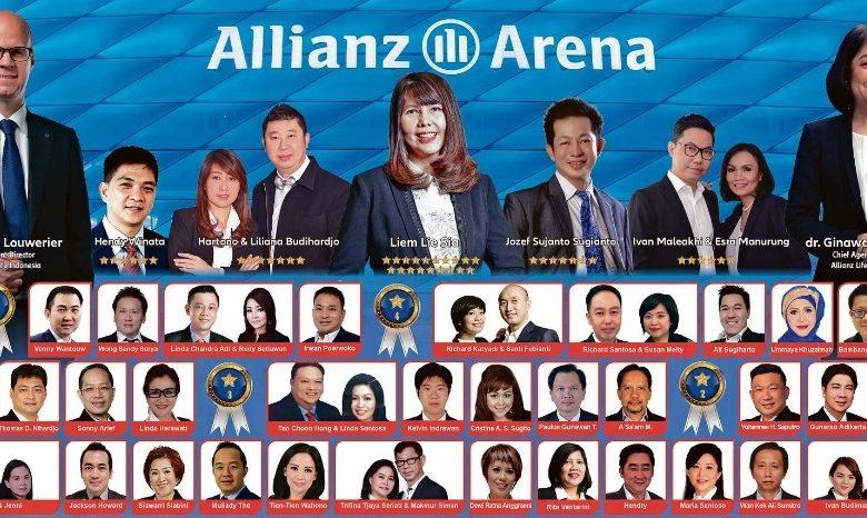 MDIT Allianz 2018, Agen Allianz Dengan Milyaran Penghasilan