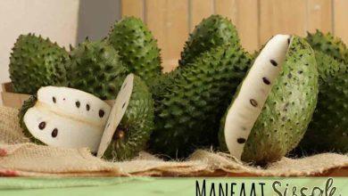 Photo of Manfaat Sirsak, kepoin yuk :)
