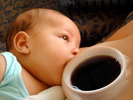 Ini Dia Bahaya Mengkonsumsi Kopi Bagi Bayi dan Balita